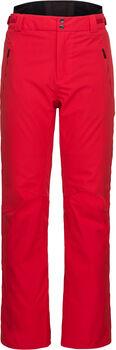 Head Summit Pantalon de ski Hommes Rouge