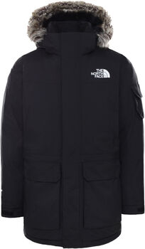 The North Face Recycled McMurdo veste Hommes Noir