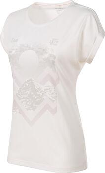 MAMMUT Mountain T-Shirt Femmes Blanc