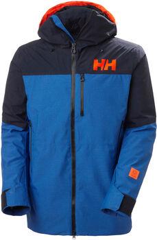 Helly Hansen STRAIGHTLINE LIFALOFT veste de ski Hommes Bleu