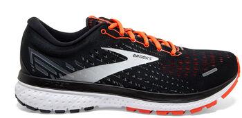Brooks Ghost 13 chaussure de running Hommes Noir