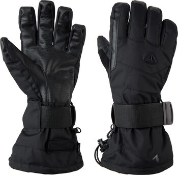 McKINLEY New Volker II Snowboard-Handschuhe Schwarz