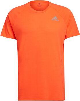 adidas Runner t-shirt de running Hommes Rouge