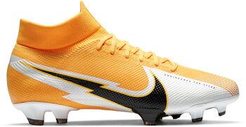 Nike MERCURIAL SUPERFLY 7 PRO FG chaussure de football  Hommes Orange