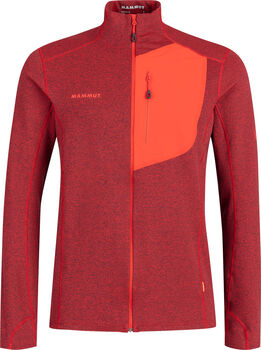 MAMMUT Aconcagua Light Midlayer Fleecejacke Herren Rot