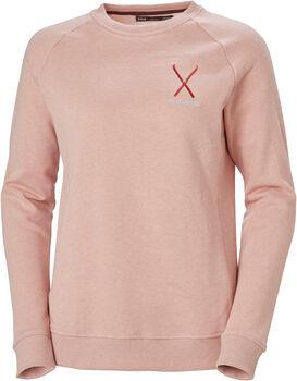 Helly Hansen F2F Pullover Damen Pink