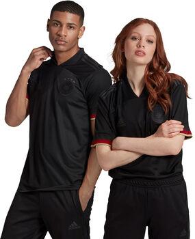 adidas Germany Away Replica maillot de football Hommes Noir