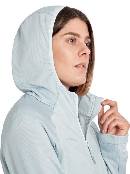 Nair Midlayer Hooded veste polaire