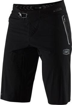100% Celium Shorts de vélo Femmes Noir