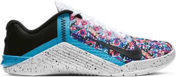 Nike METCON 6 Fitnessschuhe Damen Weiss