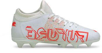 Puma FUTURE Z 4.1 FG/AG Fussballschuhe Weiss