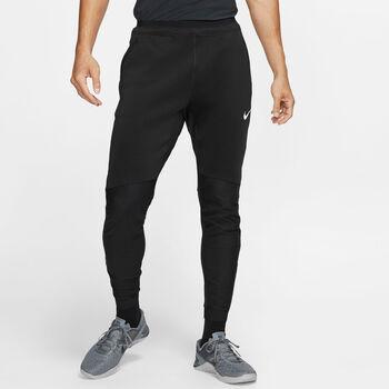 Nike PRO Fitnesshosen Herren Schwarz