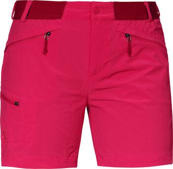 SCHÖFFEL Kampenwand Bermuda Shorts Damen Rot