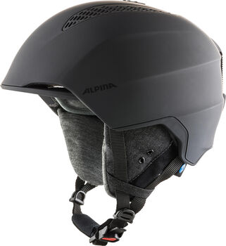 ALPINA Grand Lavalan Casque de ski Noir