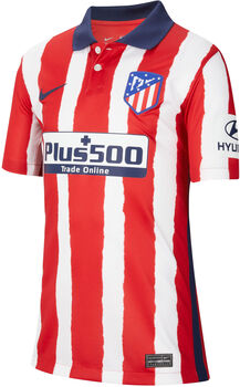 Nike Athletico Madrid 20/21 Stadium Home Fussballtrikot Rot