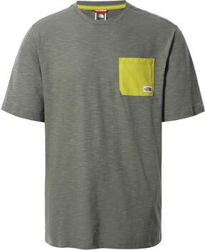 The North Face Campen t-shirt Hommes Vert