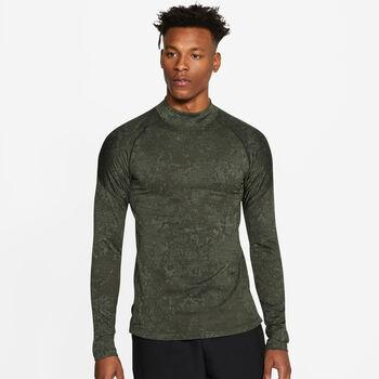 Nike Pro Warm Utility T-shirt à manches longues Hommes