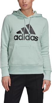 adidas Must Haves BOS Pullover Hoody Damen Grün