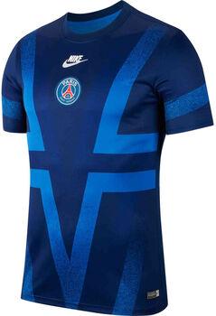 Nike PSG Dry PMVCL Fussballtrikot Herren Blau