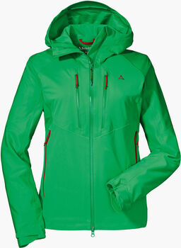 SCHÖFFEL Charleroi veste de randonnée de 3 couches Femmes Vert