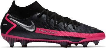 Nike Phantom GT Elite Dynamic Fit FG Fussballschuh Herren Schwarz