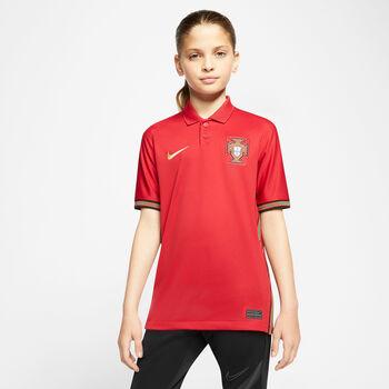 Nike Portugal   Home Fussballtrikot Rot