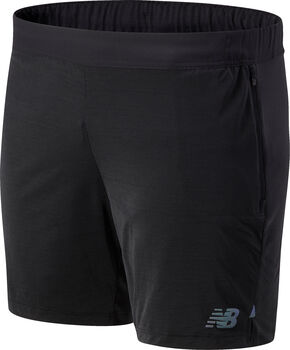 New Balance Q Speed Fuel short de running Hommes Noir