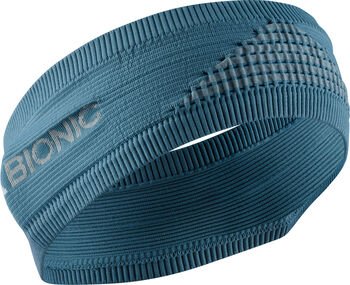 X-BIONIC® Headband 4.0 Stirnband Blau