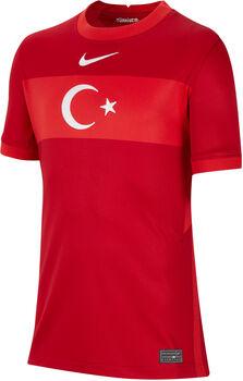 Nike Türkei Away Fussballtrikot Rot