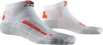 X-Socks RUN DISCOVERY Laufsocken Damen Weiss