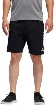 adidas 4KRFT 3-Streifen 9-Inch Shorts Herren Schwarz