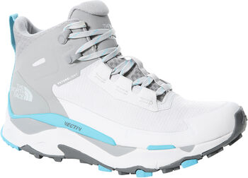 The North Face VECTIV EXPLORIS MID Wanderschuhe Damen Grau