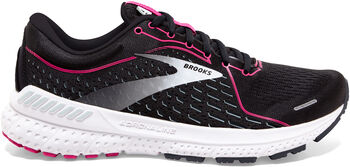 Brooks Adrenaline GTS 21 chaussure de running Femmes Noir