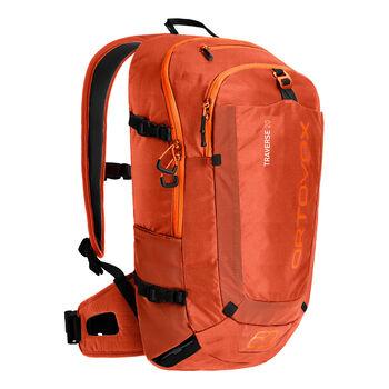 ORTOVOX TRAVERSE 20 Wanderrucksack Herren Orange