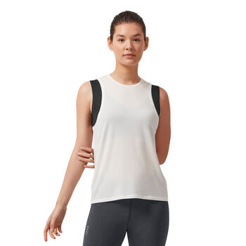On Active Tanktop Damen Weiss