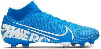 Nike SUPERFLY 7 ACADEMY FG/MG Fussballschuh Herren Blau