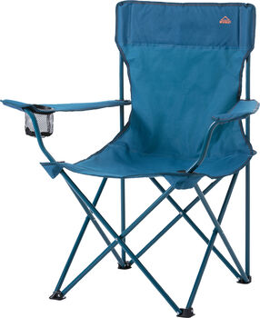 McKINLEY Camp Chair 200 Chaise pliante Bleu