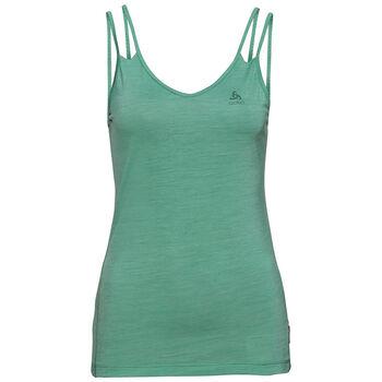 Odlo Natural + Light Tank Top Femmes Vert