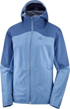Salomon Outline Hardshelljacke  Damen Blau