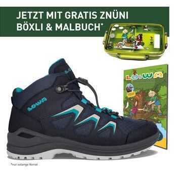 Lowa INNOX EVO GTX QC Outdoor-Schuh Blau