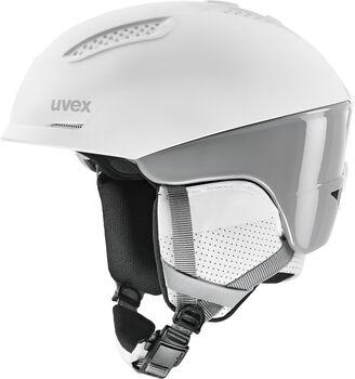 Uvex Ultra Pro Casque de ski Blanc
