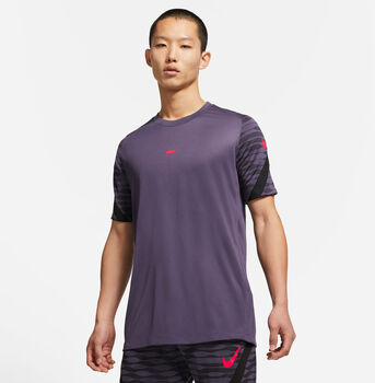 Nike Dri-FIT Strike Fussballhshirt Herren Violett