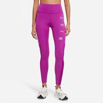 Nike Epic Fast Run Division Tights Damen Violett