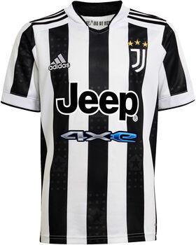 adidas Juventus Turin  Home Shirt Fussballtrikot Jungs Weiss
