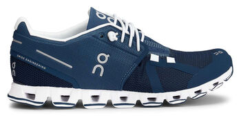 On Cloud Laufschuh Damen Blau