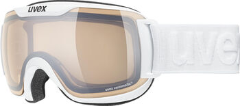 Uvex Downhill 2000 Small Variomatic Skibrille Weiss