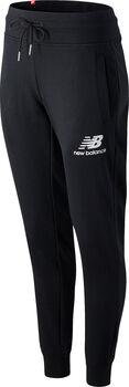 New Balance Essentials Trainerhose Damen Schwarz