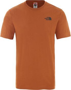 The North Face Red Box T-Shirt Herren Braun