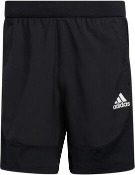 adidas AEROREADY 3-bandes Slim short d'entraînement Hommes Noir