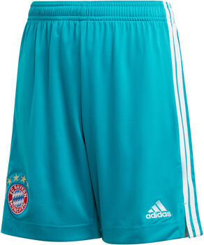 adidas FC Bayern München Torwartshorts Jungs Blau